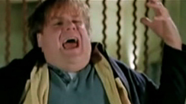 Chris Farley Commercial Too Offensive?
