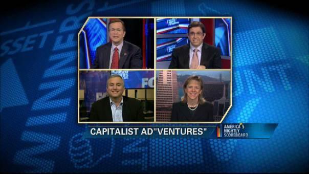 Future of Venture Capitalism