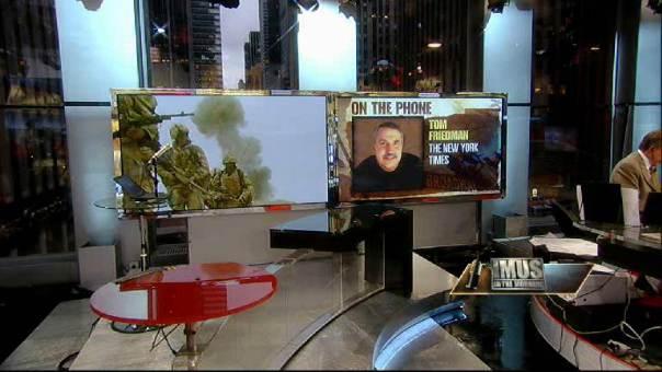Tom Friedman: No More Troops in Afghanistan