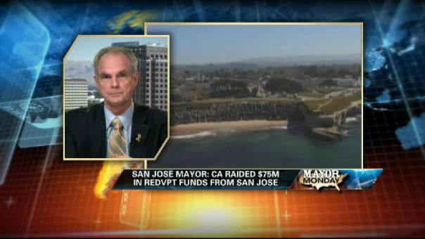 Mayor: California is Un-Governable