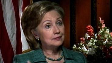 Clinton: You Must Help Us Get Al Qaeda