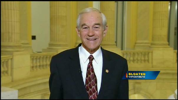 Ron Paul on Rolling Back Big Government