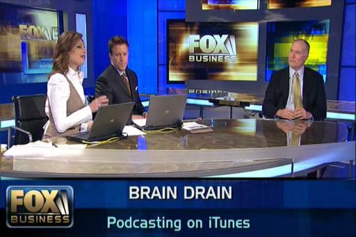 Financial Brain Drain