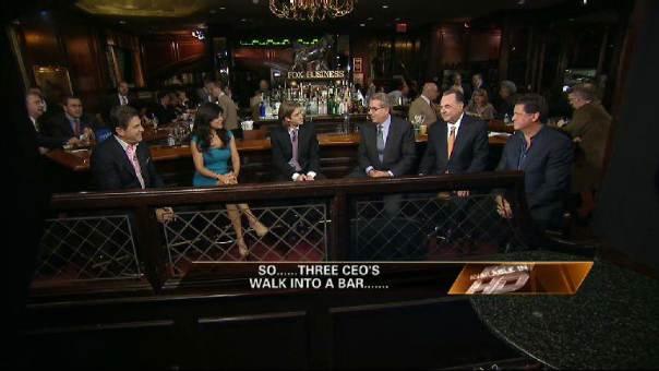 Three CEOs Walk Into a Bar...
