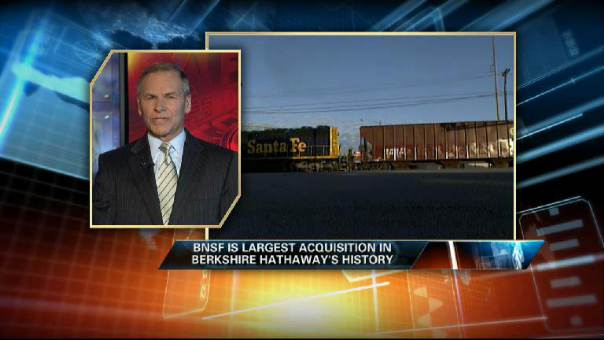 Railroad Sector Cheers BSNF Deal