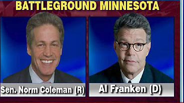 Battleground Minnesota