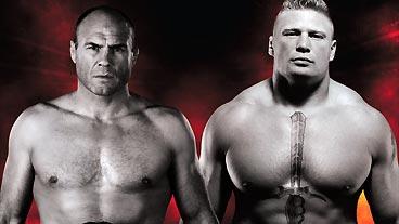 Lesnar vs. 'The Natural'