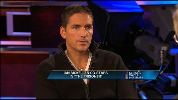 Jim Caviezel: Hollywood and the Truth