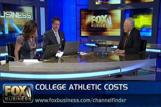 Collegiate Sports Spending Unsustainable