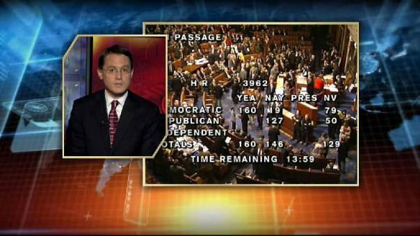 House Health-Care Bill Heads to the Senate