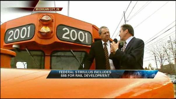 Rail Exec: Buffett Well Positioned in Rails
