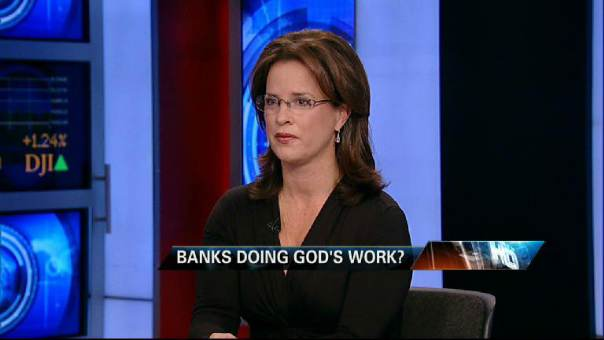Goldman CEO: Banks Doing 'God's Work'