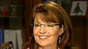Exclusive: Gov. Palin, Pt. 1