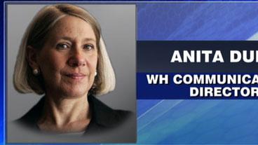 Anita Dunn to Step Down
