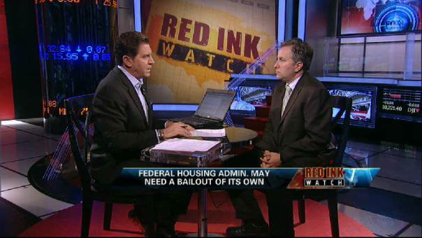 Red Ink Watch: Mortgage Crisis