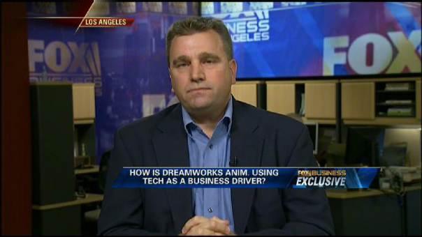 Dreamworks CTO on 3-D Technology