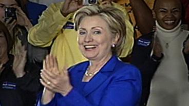 Secretary of State Hillary Clinton?