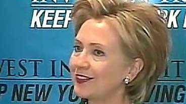 Secretary Clinton?