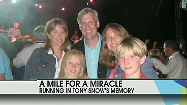Tony's Mile for a Miracle