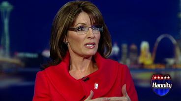 Palin Critiques Obama's Presidency