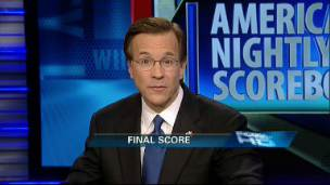 Final Score: Government Bailout Fairytale