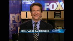 Hollywood Cash Fizzles