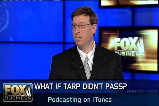 What if TARP Never Passed?