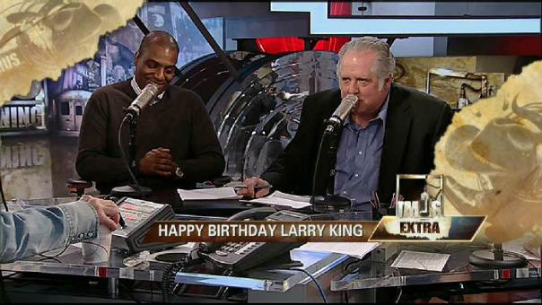 Happy Birthday Larry King