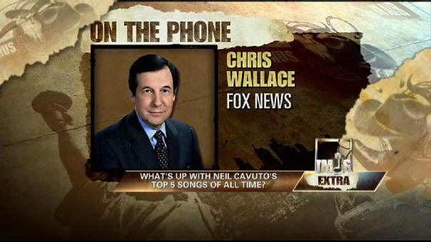 What's Up With Cavuto's Favorite Songs?