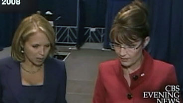 Palin on Couric Interview