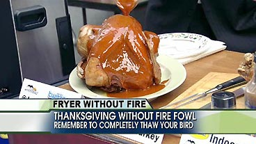 Turkey Frying Tips