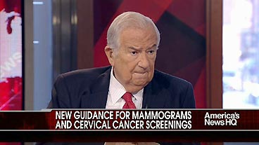 New Mammography Guidelines