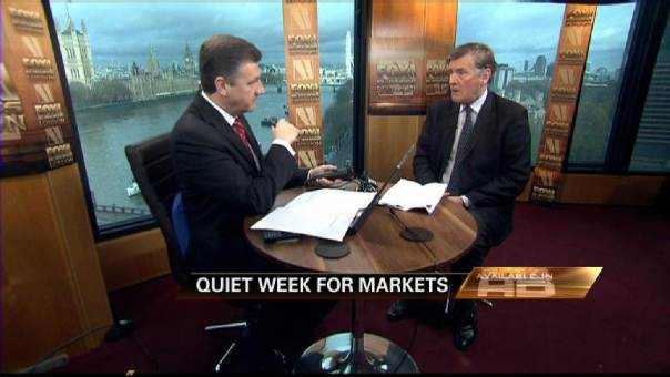What Will Move the European Markets