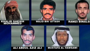 9/11 Suspects to Plead Not Guilty