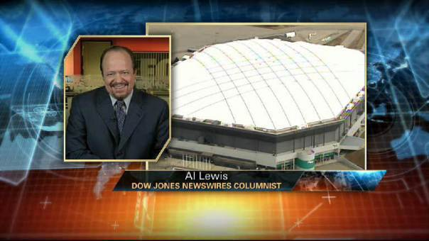 Buy the Silverdome for $600K