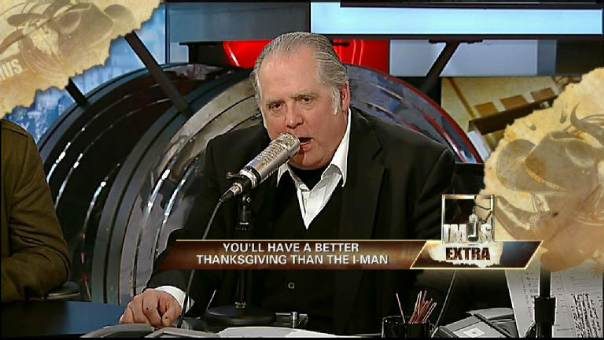 Who Would Want to be Imus on Thanksgiving?