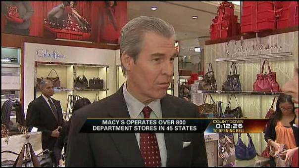 Macy's CEO: December is Critical For Us