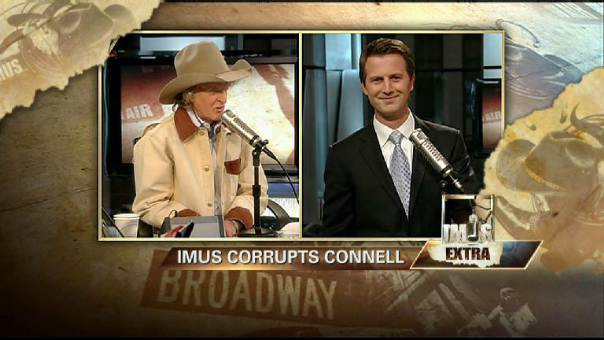 Imus Corrupts Connell