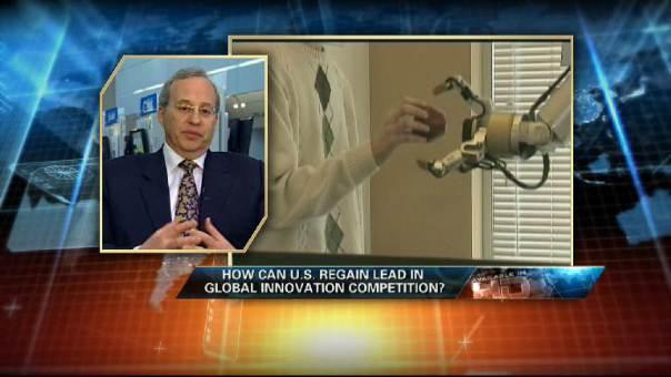 Intel CTO on U.S. Technological Innovation