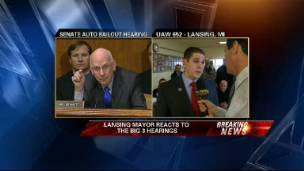 Lansing Mayor on Auto Loans