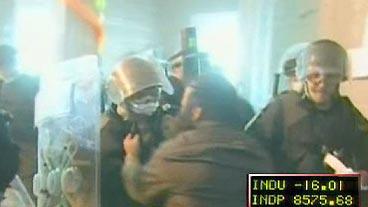Hebron Clashes