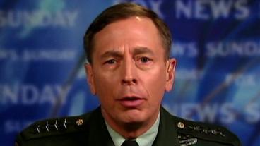Petraeus on Afghanistan Surge