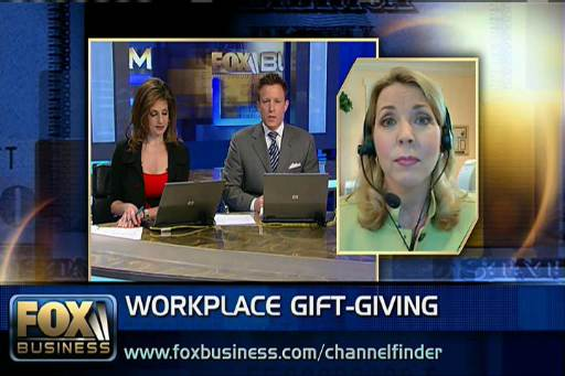 How to Give Gifts in the Workplace