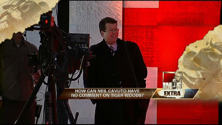 Cavuto Pleads the Fifth
