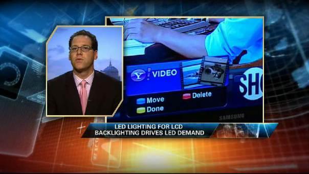 LED Lighting Drives LED Demand