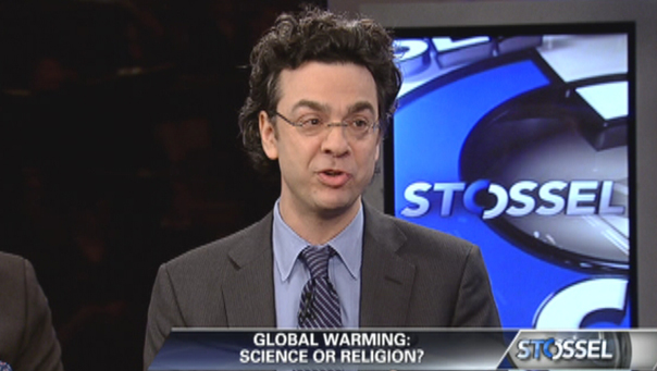 Dubner on Climate 'Crisis'