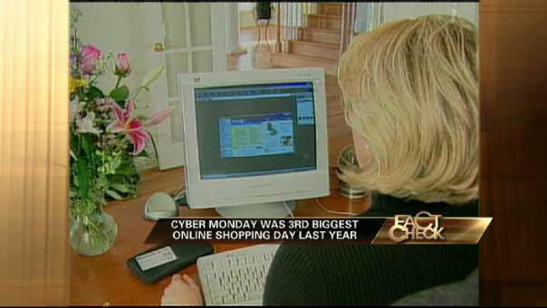 Fact Check: The Myth of Cyber Monday