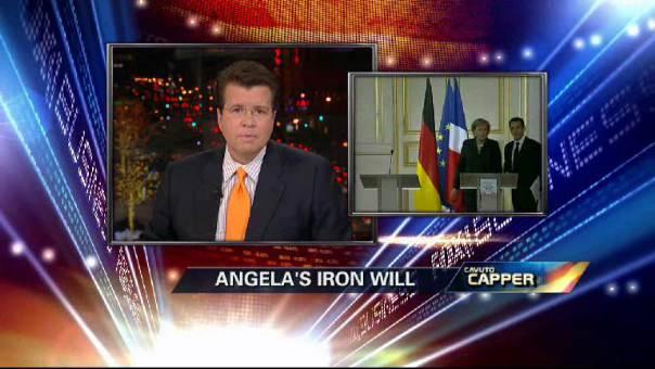 Merkel's Iron Will