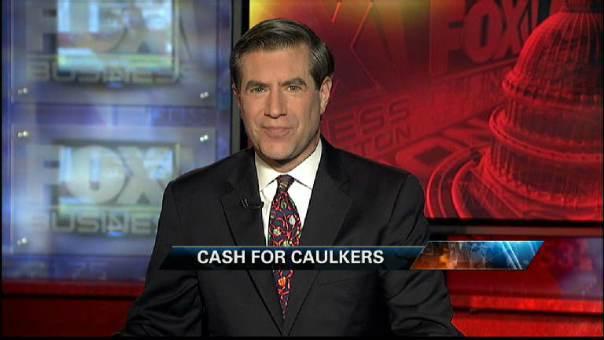 President Pushes 'Cash for Caulkers' Program