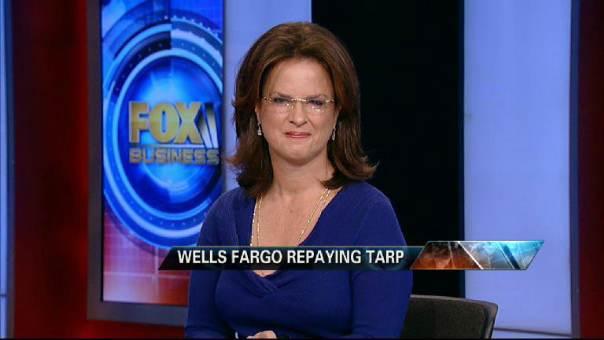 Wells Fargo to Pay Back $25B in TARP